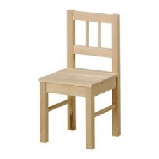 Стул детский 270х270х300мм (IKEA)