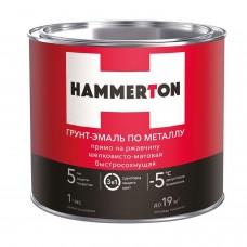 """Грунт-эмаль по ржавчине 3в1 """"HAMMERTON"""""""