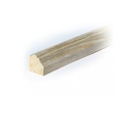 Штапик фигурный 15мм (Сосна) 2,5м